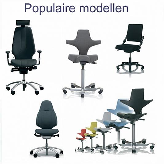 Populaire stoelen hag en rh
