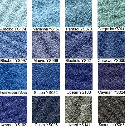 Colour chart 3 Xtreme