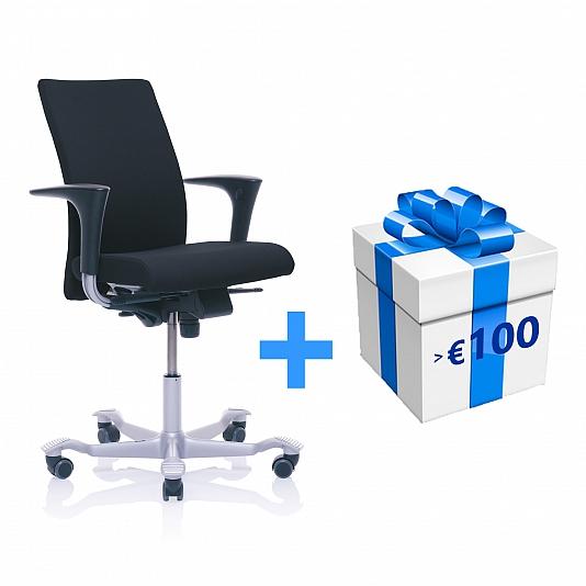 Ergonomische Bureaustoel Hernia.Bureaustoelen Voor Rug Hernia En Nekproblemen